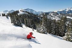 Telluride Resort Colorado sits in a breathtaking box canyon in the San Juan Mountains, earning it No.1 for Scenery.