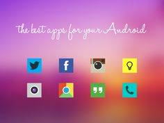 An updated list of the best Android apps for your phone that will help you be more efficient and productive.