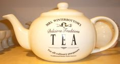 Mrs. Winterbottom's Teapot