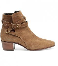 a perfect boot: Saint Laurent Blake Jodhpur Boots