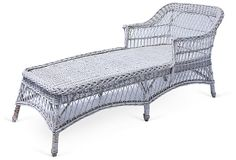Wicker Daybed on OneKingsLane.com