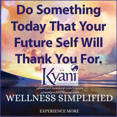 Get your health on in 2016! #NewYear #NewYou #HealthStyle #KyaniLiving #WayOfLife