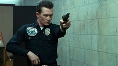 Terminator 2 made and almost ended Robert Patricks career: I kept getting offers to play another robot Hilarie Burton, John Doggett, The Walking Dead, Gale Anne Hurd, Jim Cameron, Edward Furlong, Terminator Movies, Alex Winter, John Connor