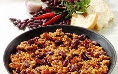 Chili con carne - Scoprite insieme a noi come fare per realizzare uno splendido piatto unico dai sapori tipicamente messicani!