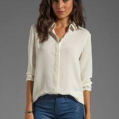 silk blouse - Поиск в Google