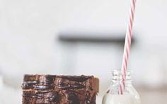 plumcake integrale al caffè con ganache al cioccolato
