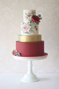 Thank you for creating the wedding cake of our dreams. We absolutely loved everything about the cake...