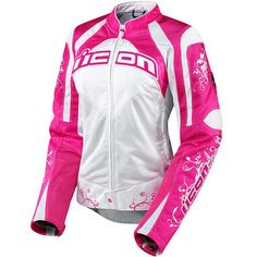 Icon Women's Contra Speed Queen Jacket - I do love the Icon women's street line...