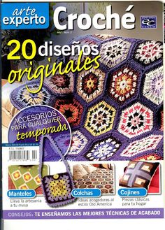 Arte Experto Croché Ano 1 Nro 2 - merche mercedes - Picasa Webalbums