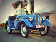 BMW Dixi Roadster 1929. Thanks To NJ Estates Real Estate Group http://www.njestates.net/