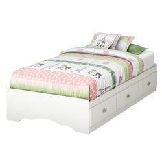 Found it at Wayfair.ca - Tiara Twin Kids Mates Bed with Storage