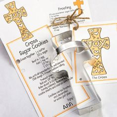 CROSS Cookie Cutter, Religious Party Cookies, Party Favors, Christening Party, Baptism, Church Socials, Cross Cookies