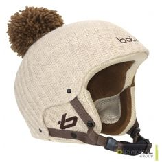 Cool!! Skiing helmets got a whole lot nicer!