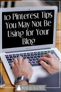 10 Pinterest Tips You May Not Be Following for Your Blog -- that just might be breaking the rules!