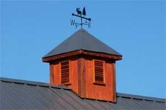 Want one on my barn Barns Sheds, Pole Barns, Pole Barn Homes, Barn Cupola, Chicken Coop Garden, Pole Buildings, Gazebo, Building A House, Outdoor Living