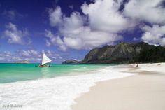 Waimanalo beach Oahu (Josh Bulriss Gallery - Portfolio)