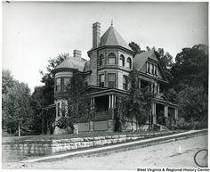 I. G. Lazelle House, 515 Grand St. Morgantown WV.