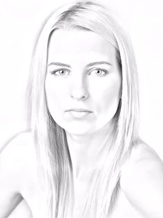 Turn a Photo into a Pencil Sketch Drawing in Photoshop https://itunes.apple.com/us/app/draw-pad-pro-amazing-notepads/id483071025?mt=8&at=10laCC