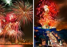 July 4th In Philadelphia Fireworks Guide and Best Places To Watch: Saturday, June 30 At Penn's Landing and  Wednesday, July 4 on The Benjamin Franklin Parkway. Free! (Photos by G.Widman for GPTMC)  #4th_of_july #memorial_day #fireworks