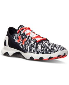a67f349786d4 Under Armour Men s SpeedForm Apollo Graphic Running Sneakers from Finish  Line Finish Line