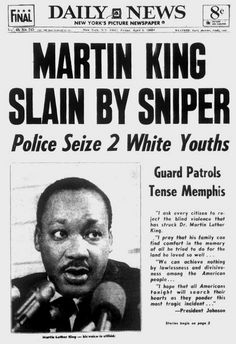 A few years later, minister, activist and leader in the African-American Civil