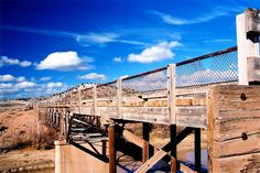 Allentown Old Trails Bridge in Apache County, Arizona