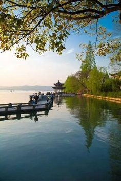 Hangzhou, Vacation Destinations, Vacation Spots, Places To Travel, Places To See, Places Around The World, Around The Worlds, Beautiful World, Beautiful Places