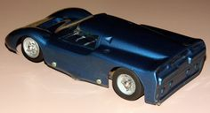 Vintage Slot Car Racer, 1/32 Scale, Made In USA.