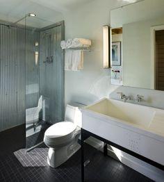 Small shower idea
