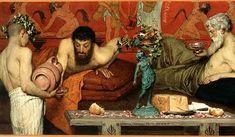 Lawrence Alma Tadema, Ancient Rome, Ancient Greece, Ancient Art, Pre Raphaelite, Greek Art, Dutch Artists, Archaeology, Art History