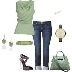 Casual by doris610 on Polyvore