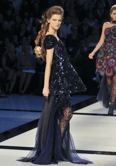 Chanel haute couture f/w 2009