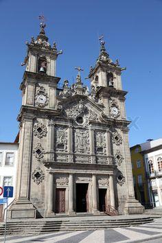 Church. Porto