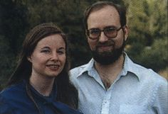 """Lori (game designer) and Corey Cole (game programmer), creators of Quest For Glory-franchise. Oh, the hours I spent solving their puzzles, inspired by their first games part-name/tagline: """"So you want to be a hero"""" . Game Programmer, Adventure Games, First Game, Game Design, Puzzles, Gaming, Tech, Inspired, Portrait"""