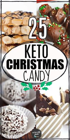 Low Carb Candy, Keto Candy, Low Carb Sweets, Low Carb Desserts, Low Carb Cookie, Candy Recipes, Dessert Recipes, Dinner Recipes, Keto Holiday