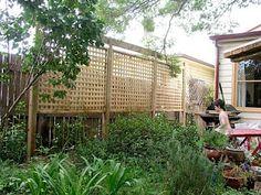 Privacy lattice fencing