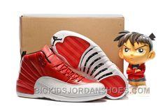 "d91898a9fcd865 Air Jordan 12 ""Gym Red"" For Sale 2016"
