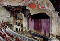 Abandoned Theater Newark New Jersey