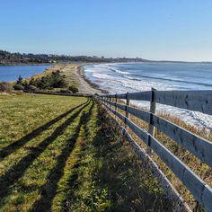 Hirtles Beach, Nova Scotia Nova Scotia, Railroad Tracks, Country Roads, Beach, Places, The Beach, Lugares