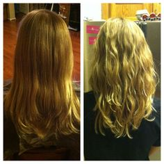 22 Perm Type Difference Between Digital Perm Vs Cold Perm Ideas Digital Perm Perm Permed Hairstyles