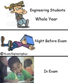 Industrial Engineering #MyLife lol