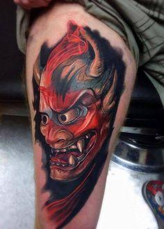 We are Skin City Tattoo Studio in Dublin – Professional Tattoo Dublin and Piercing Studio located in the heart of Dublin. We provide custom Tattoo Design. Leg Sleeve Tattoo, Leg Tattoo Men, Leg Tattoos, Body Art Tattoos, Tattoos For Guys, Tatoos, Japanese Tattoo Designs, Best Tattoo Designs, Hanya Mask Tattoo