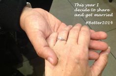 Westin Campaib #Better2014 - This year I decide to share and get married :)