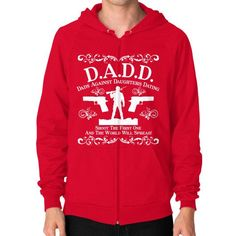 Fashions dadd Zip Hoodie (on man)