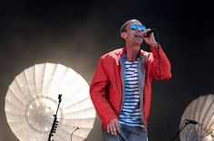 Richard Ashcroft , ex The Verve