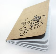 Knitters Notebook Helper was designed by me and printed in Portland, Oregon. They are printed with vegetable-based inks on 100% recycled paper with