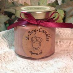 Chestnuts Brown Sugar 4 oz Soy Candle