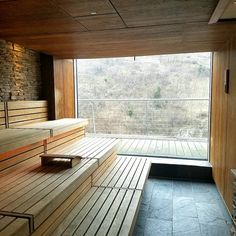 Shop domino for the top brands in home decor and be inspired by celebrity homes and famous interior designers. domino is your guide to living with style. Sauna House, Sauna Room, Off Grid, Tulum, Norway House, Sauna Design, Outdoor Sauna, Small Bedroom Furniture, Winter Cabin