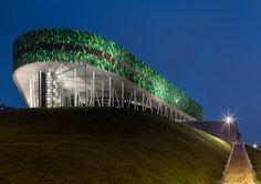 ACXT - IDOM    Centro Deportivo Bilbao Arena  (Bilbao, España)
