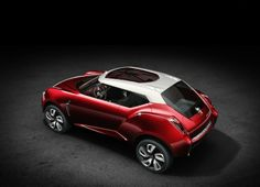 MG-Icon Concept 2012.. For more information